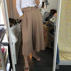 UNIQLO brown bucket pants Size S